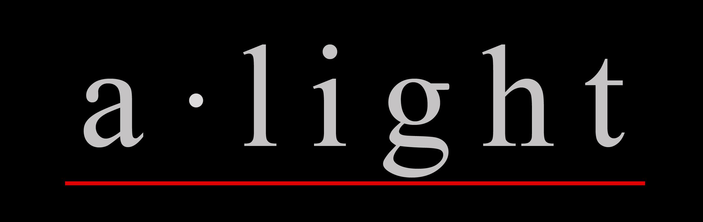 A-light logo