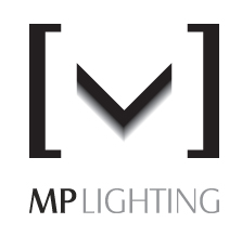 MP Lighting logo